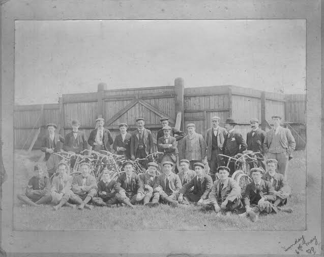 MKA Blog Tralee Cyclists 1899