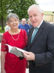 Book Launch Kay & Minister Deenihan