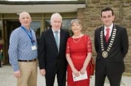 Book launch Ml Lynch, Minister, Kay, Mayor