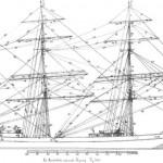 MKA Book  Sailing Ship