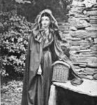 'A Kerry Girl', Co Kerry by Robert French The Lawrence Collection, NLI.ie