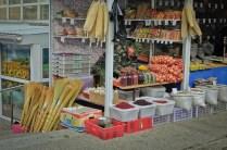 Puesto en el Mercado - Stall in the Market