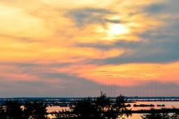 Atardecer sobre el Amur - Sunset over the Amur