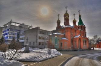 2013-02-17 - Khabarovsk - Iglesia de San Inocente de Irkustk (2)