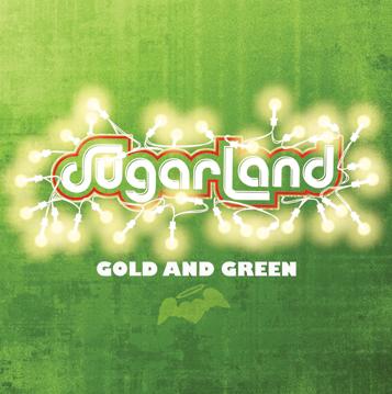 Sugarland Gold And Green