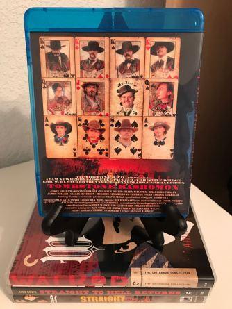 Tombstone Rashomon Blu-ray (back)