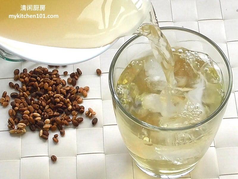 自制大麦茶
