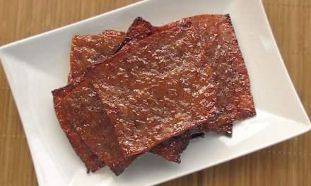 原味猪肉干如何制作