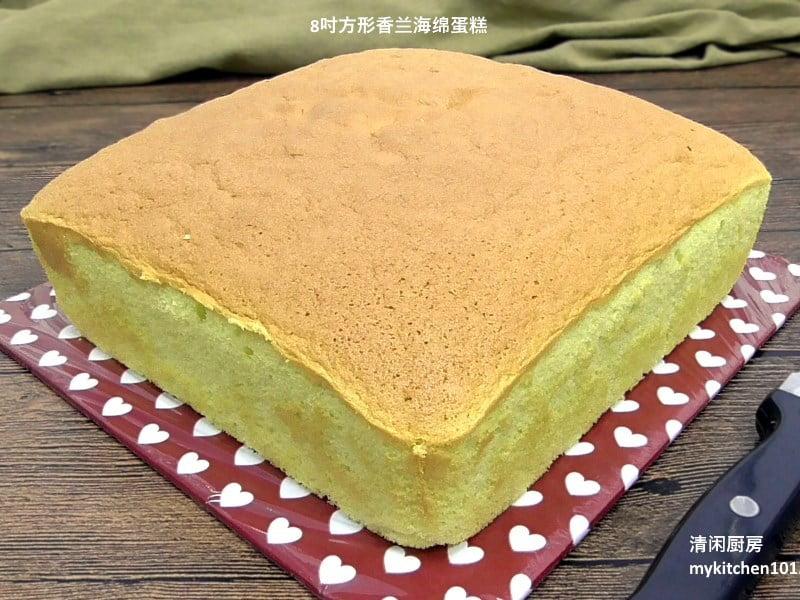 pandan-sponge-cake-mykitchen101