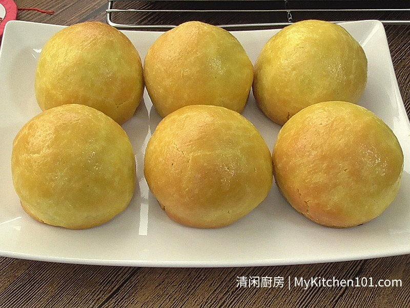 酥皮上海月饼