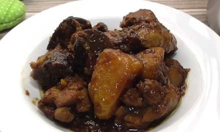 娘惹Pongteh鸡(豆酱马铃薯焖鸡)