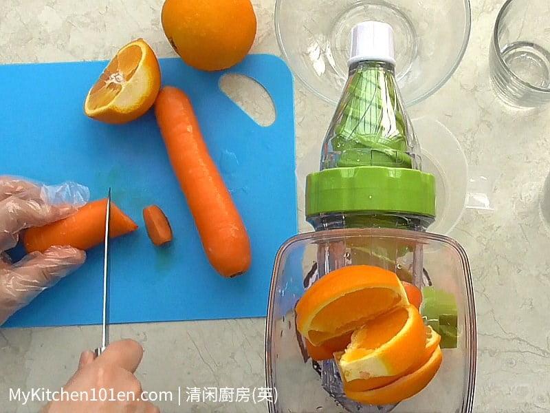 Orange-Carrot Juice