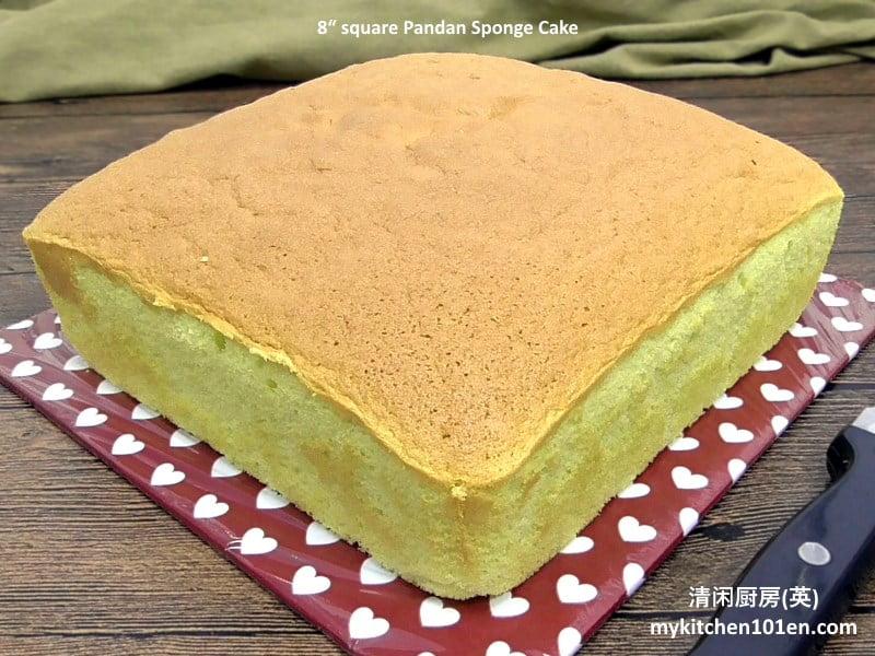 pandan-sponge-cake-mykitchen101en