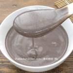 Black Sesame Soup – Sweet Dessert