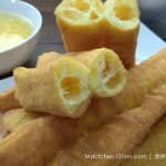 Chinese Breadstick (Youtiao/Cakoi) Recipe