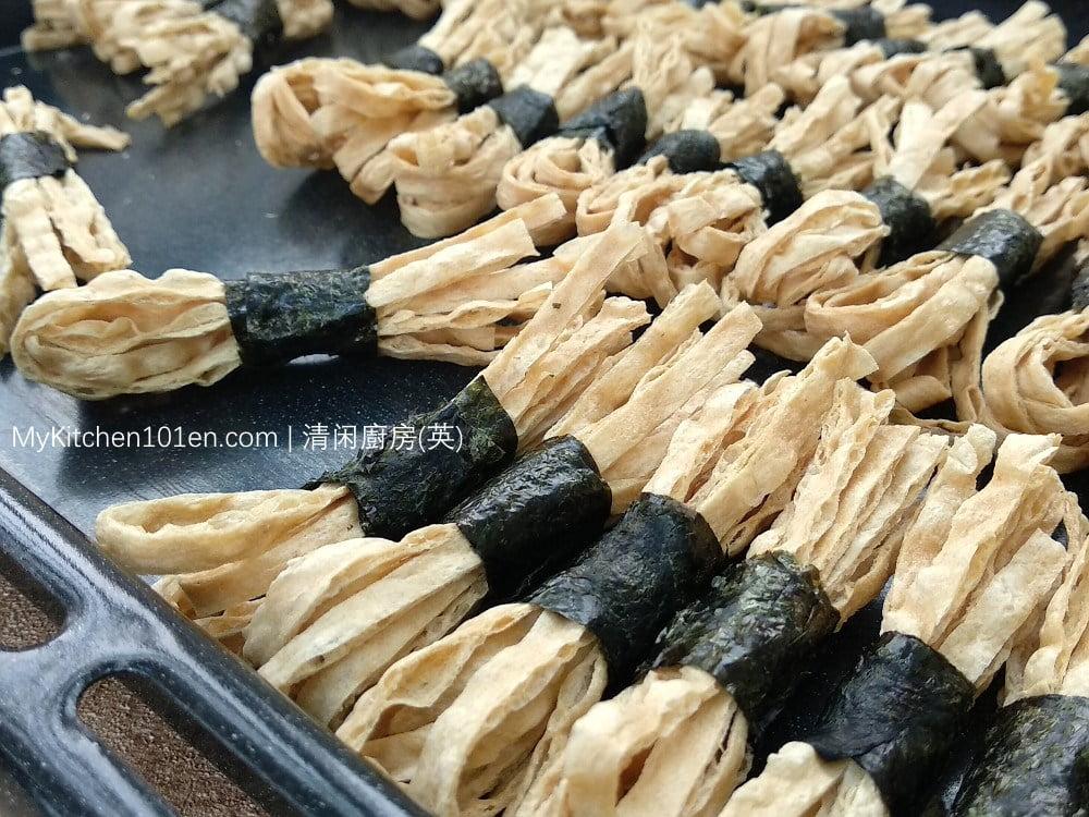 Roasted Seaweed Fish Strips Snack
