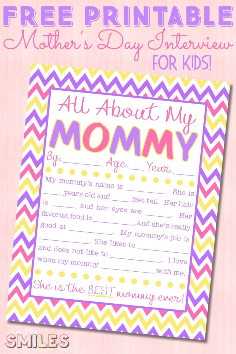 photo about Free Printable Mothers Day Crafts identified as 10 Wonderful Moms Working day Crafts Presents: All oneself require for