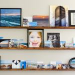 DIY Picture Ledge Shelf