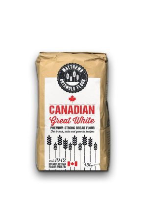 Cotswold Canadian Great White Flour