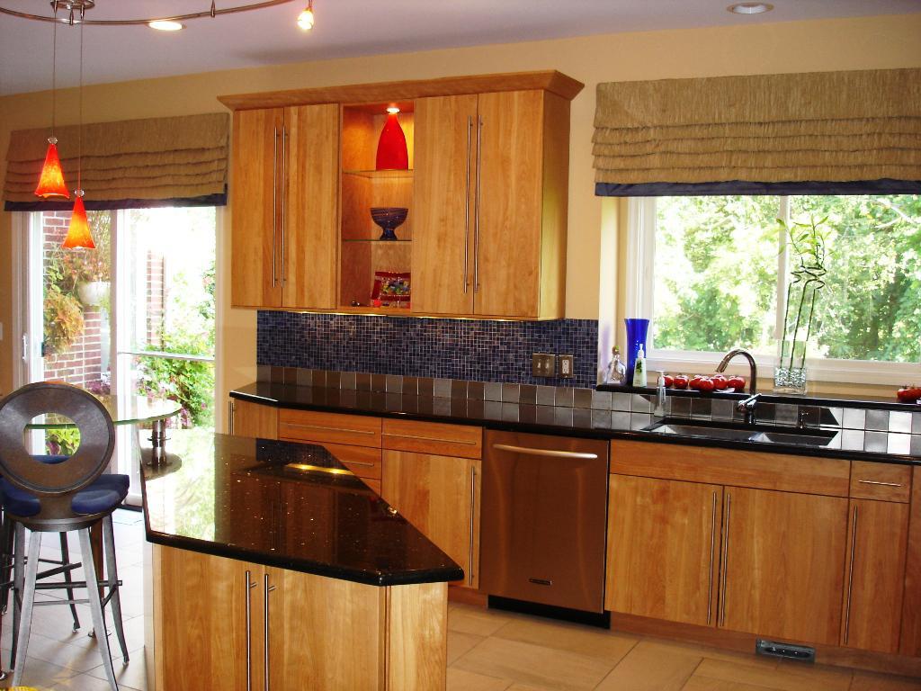 Red Kitchen Curtains And Valances Kitchen Ideas