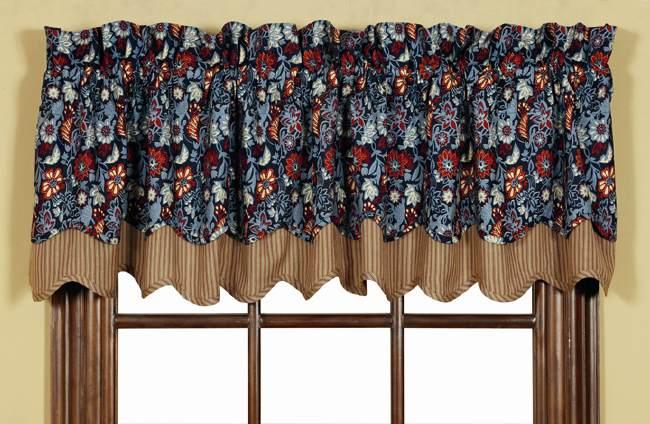 Waverly Kitchen Curtains And Valances Kitchen Ideas