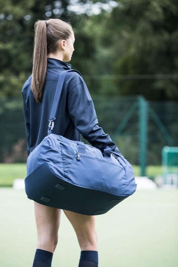 Navy Matchday Bag