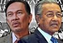 Dr. Mahathir Sipelupa Yg Korbankan Jawatan Untuk Halang Anwar Jadi PM