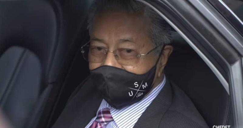 Mahathir hantar surat kepada Agong, minta campur tangan keluhan rakyat