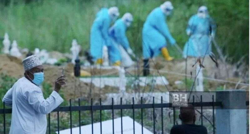 Tanah kubur terhad, waktu pengebumian singkat – SPJM
