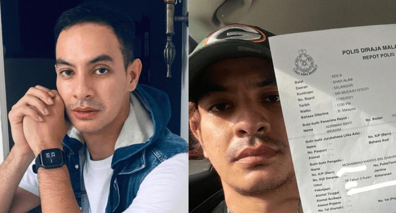 Diugut Santau Harris Anuar Buat Repot Polis! Khai Bahar & Fendy Bakri Kenal Suspek?