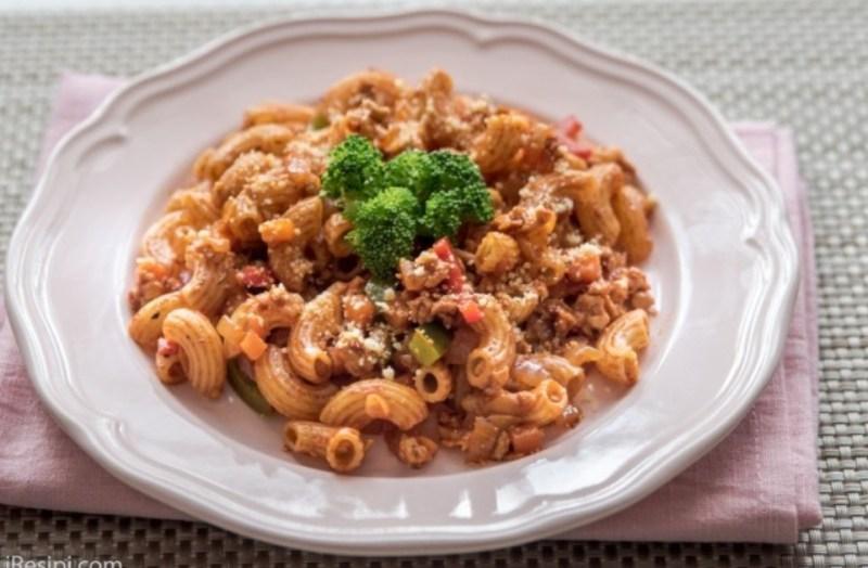 Resepi Macaroni Goreng Sempoi