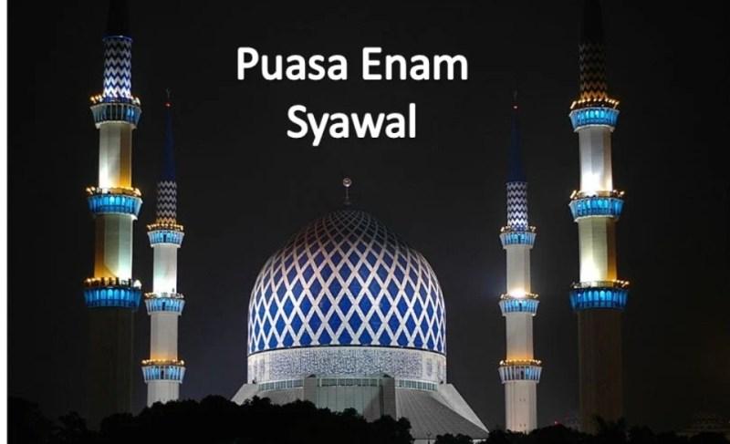 Ini Hikmah Puasa 6 Hari di Bulan Syawal