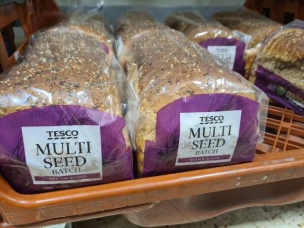 Roti Tesco didakwa mengandungi dadah