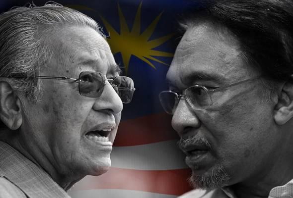 PN gagal dijatuhkan kerana Anwar tak mahu saya jadi PM lagi - Mahathir