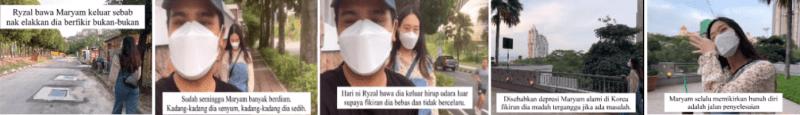 Ryzal Ibrahim DurianKimchi Gunakan Maryam - Dikecam Netizen [VIDEO]