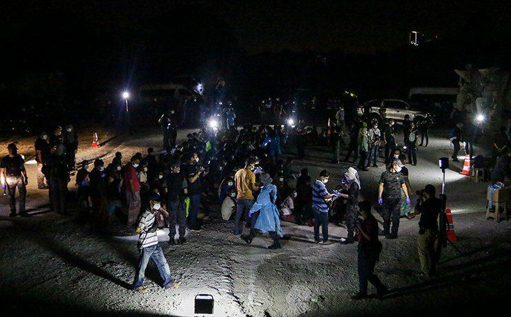 Perkampungan haram di Cyberjaya - 156 ditahan