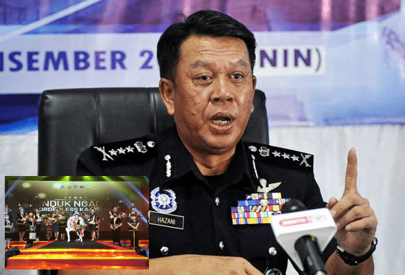 Polis siasat laporan peserta Unduk Ngadau dicabul