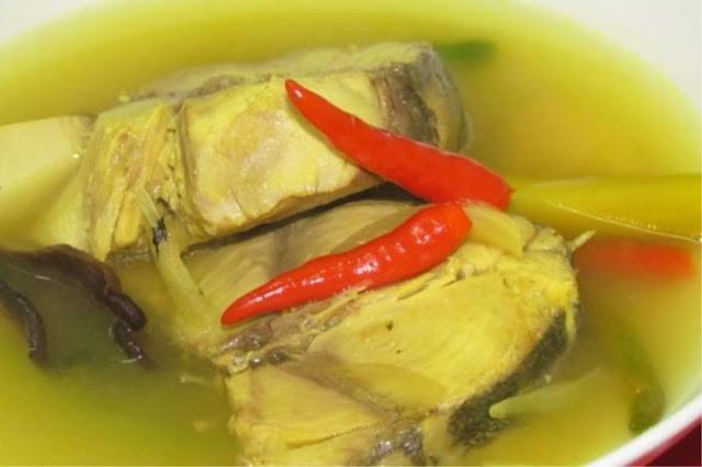 Resepi Ikan Singgang Terengganu