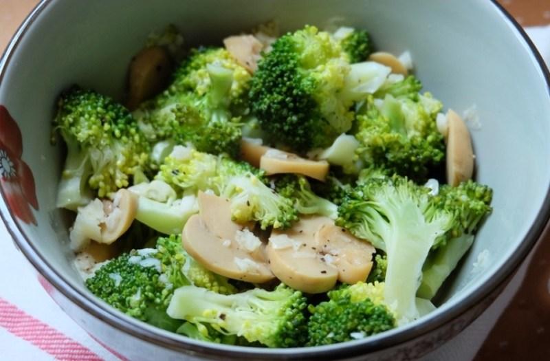 Resepi brokoli lemon mentega
