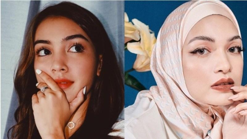 Eyka Farhana cantik macam Amyra Rosli