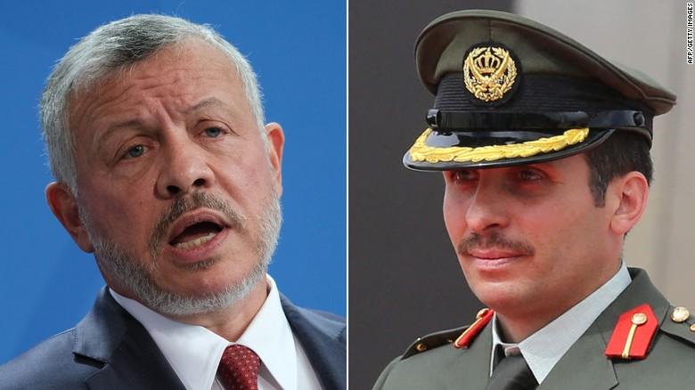 Rampasan kuasa: Putera Jordan minta bantuan Arab Saudi