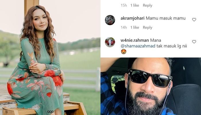 Netizen tunggu Mamu Shaarnaz komen IG Azira Shafinaz