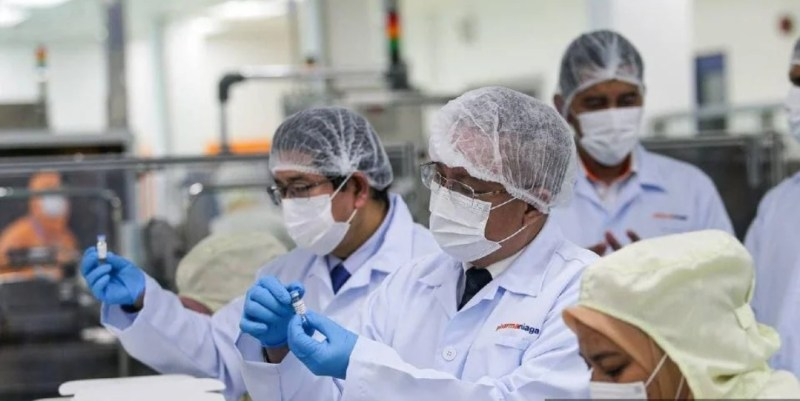Sinovac dibekal terus kepada swasta, 7 juta dos vaksin
