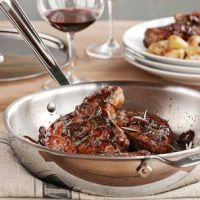 Foodie Friday: Balsamic Braised Pork Chops