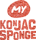 My Konjac Sponge -- All Natural Luxurious Konjac Sponge