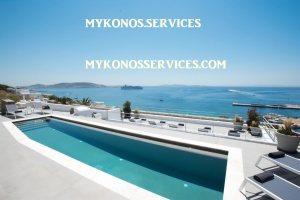 rent villa mykonos - mykonos services 1