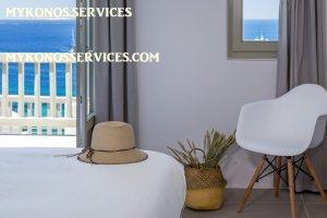 rent villa mykonos - mykonos services 12