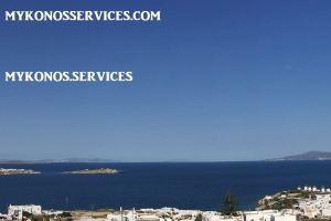 D Angelo villa sea view - rent villa mykonos services 1