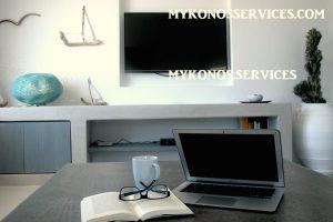 D Angelo villa sea view - rent villa mykonos services 10