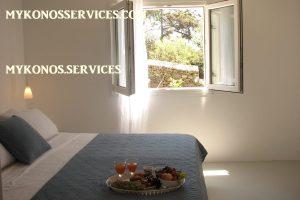 D Angelo villa sea view - rent villa mykonos services 15